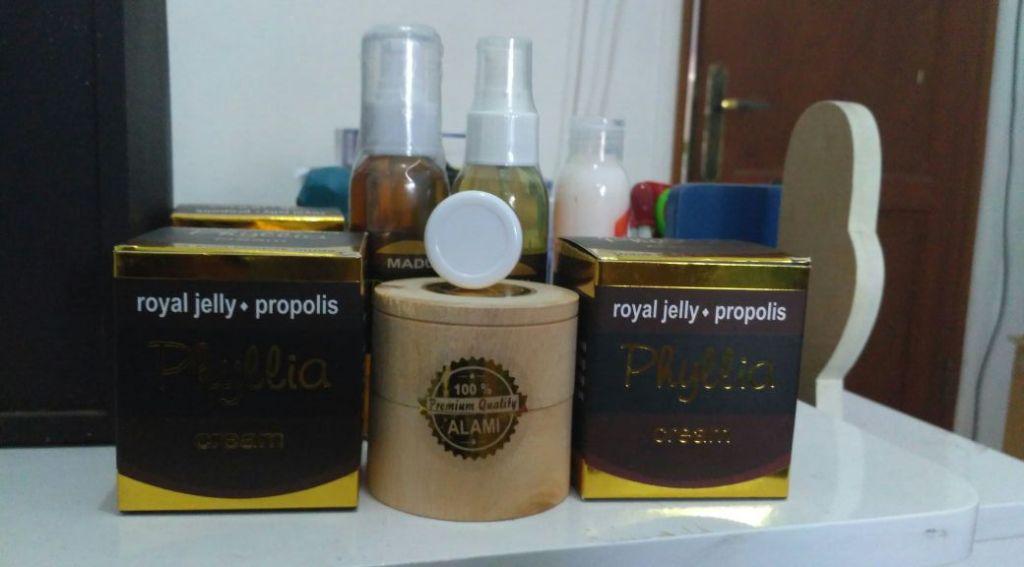 Harga Phyllia Cream No Mercury di Subang